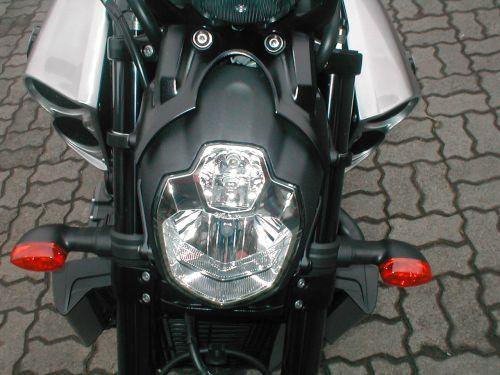 Yamaha Vmax Custom Headlight