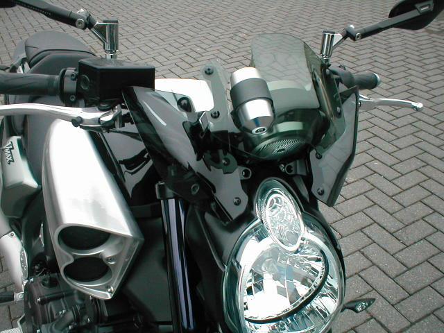 Yamaha Vmax Windshield